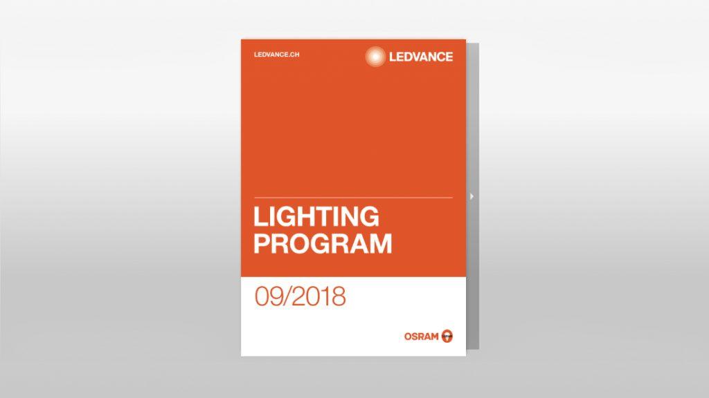 Lighting Program by LEDVANCE