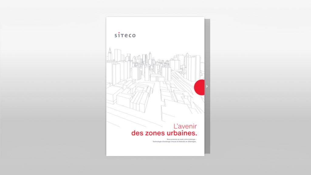 Catalogue Siteco Zones Urbaines