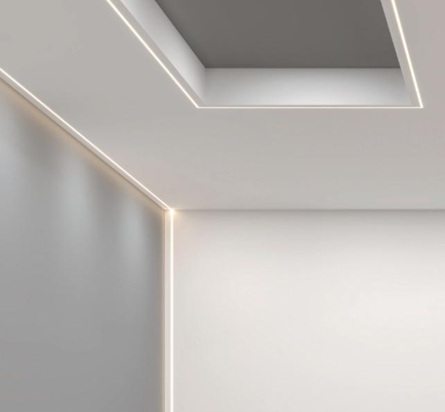 Linéaires LED<br /> sur-mesure